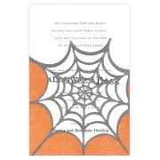 Halloween Invitations, Spiderweb, Anna Griffin