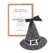 Halloween Invitations, Witches Hat, Anna Griffin