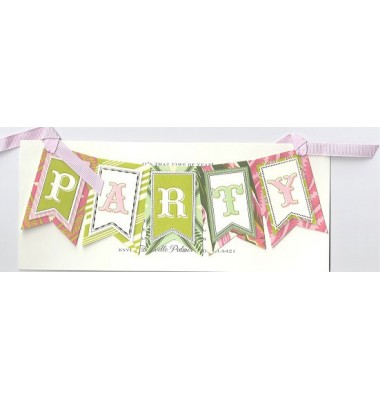 Anna Griffin Party Invitation Banner