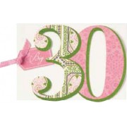 30th Birthday Invitations, Anna Griffin