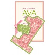 First Birthday Invitations, Looks Who Is Turning One, Anna Griffin