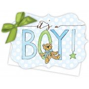 Baby Shower Invitations, Swing Sets Baby Shower Boy, Rosanne Beck