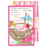 Luau Invitations, Hawaiian Luau,