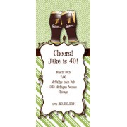 Beer Invitations, Guiness, Bella Ink