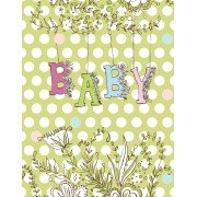 Baby Shower Thank You Cards, Baby Garland