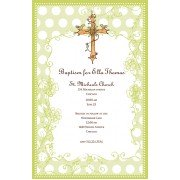 Baptism Invitations, Baptism Birds, Bella Ink