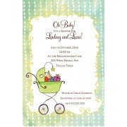 Baby Shower Invitations, A Star is Born, Bella Ink