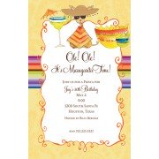 Fiesta Invitations, Chihuahua, Bella Ink