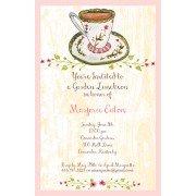 Tea Party Invitation, Bella Ink