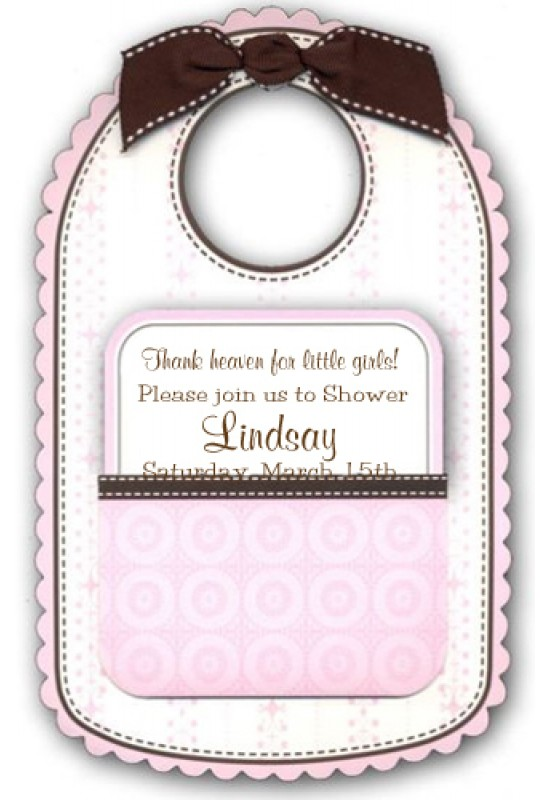 Anna Griffin Baby Card