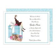 Baby Shower Invitations, Baby Box, Bonnie Marcus