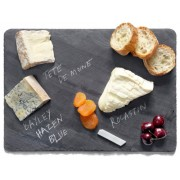 Slate Cheese Board, Multiple Cheese
