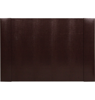 Desk Pad, Brown and Black, Caspari