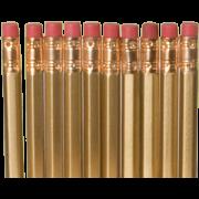 Gold Pencils R211
