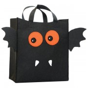 Halloween Treat Bags, Going Batty Felt Bag
