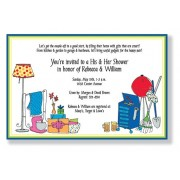 Couples Shower Invitations, Tool and Home, Inviting Company