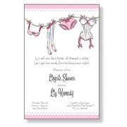 Lingerie Invitations, Dainty Lingerie, Inviting Company
