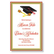 Fiesta Invitations, Fiesta Grad, Inviting Company