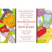Couples Shower Invitations, Their Gifts, Inviting Company