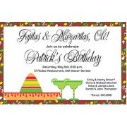 Fiesta Invitations, Fiesta Party,  Inviting Company