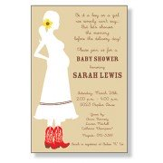 Baby Shower Invitations, Cowgirl Mom, Inviting Company