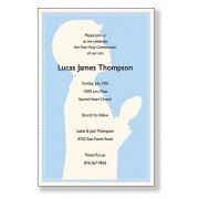 First Communion Invitations, Praying Boy, Inviting Company