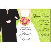 Bridal Shower Invitations, Snazzy Wedding, Inviting Company