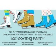 Skating Invitations, Ice Skate, Inviting Company