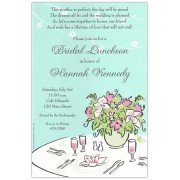 Dinner Invitations, Outdoor setting, Mindy Weiss