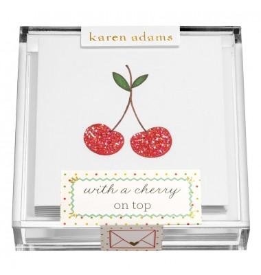 Gift Enclosures, Cherry on Top, Karen Adams