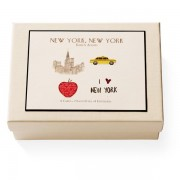 Boxed Note Cards, New York, New York, Karen Adams