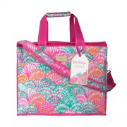 Lilly Pulitzer Insulated Cooler - Oh Shello