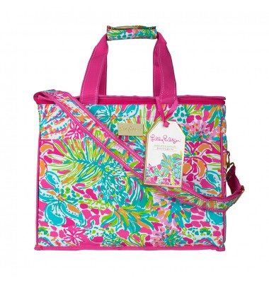 Lilly Pulitzer Insulated Cooler - Spot Ya