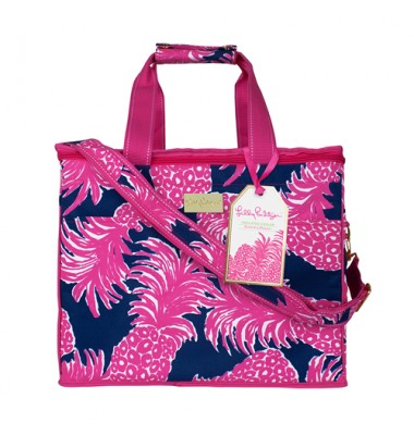 Lilly Pulitzer Insulated Cooler - Flamenco