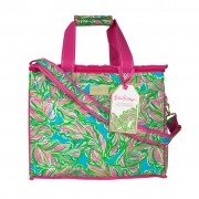 Lilly Pulitzer Insulated Cooler - In the Bungalows