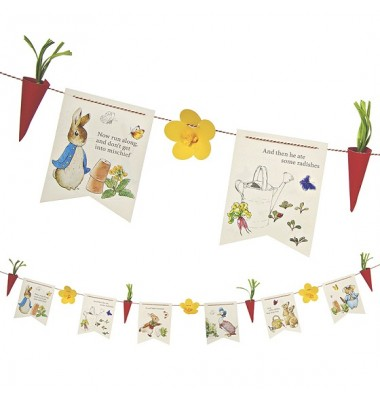 Peter Rabbit Party Garland, Meri Meri