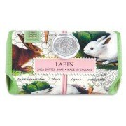 Soap, Lapin Large Bath Soap,  Michel Design Works