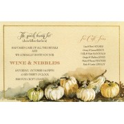 Thanksgiving And Fall Invitations, Blonde Bounty, Odd Balls Invitations