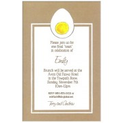 Brunch Invitations, Hard Boiled, Odd Balls