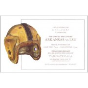 Football Invitations, Helmet, Odd Balls Invitations