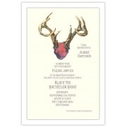 Hunting Invitations, 8 pointer, Odd Balls