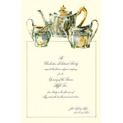 Tea Party Invitations, Sheffield Plate, Odd Balls