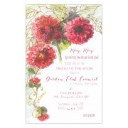 Bridal Shower Invitations, Berries and Dahlia, Odd Balls