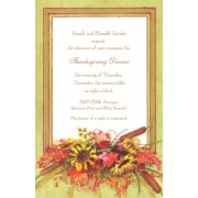 Thanksgiving & Fall Invitations, Cattails, Odd Balls