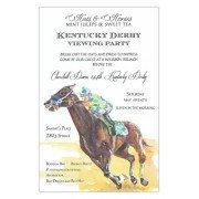 Horse Racing Invitations, Heading Our Way, Odd Balls