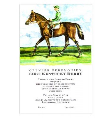 Horse Racing Invitations, Sport of Kings, Odd Balls