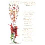 Christmas Cocktail Party Invitations, Cheers, Odd Balls Invitations