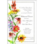 Floral Invitations, Yarrow And Friends, Odd Balls