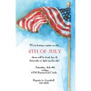 4th Of July Invitations, Soaring, Odd Balls