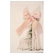 Baby Shower Invitations, Bassinet Pink, Odd Balls